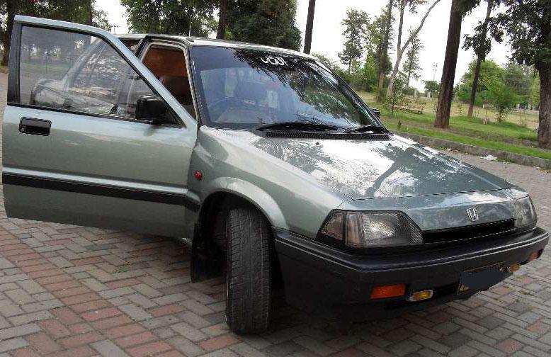 Remembering the Third Generation Honda Civic 6