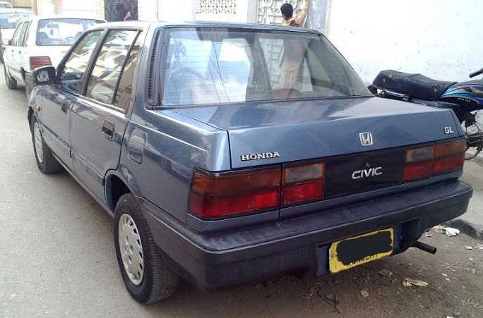 The History of Honda Civic 2