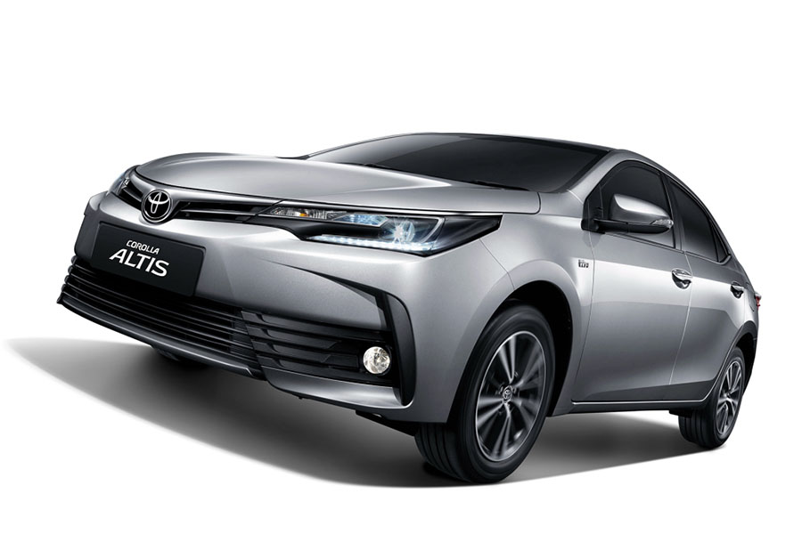 Toyota Corolla Leads the September Sales Chart 1