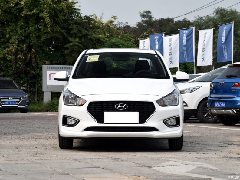 Hyundai Launches the Low-Budget Reina Sedan in China 1