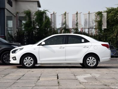 Hyundai Launches the Low-Budget Reina Sedan in China 2