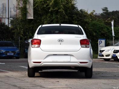 Hyundai Launches the Low-Budget Reina Sedan in China 3