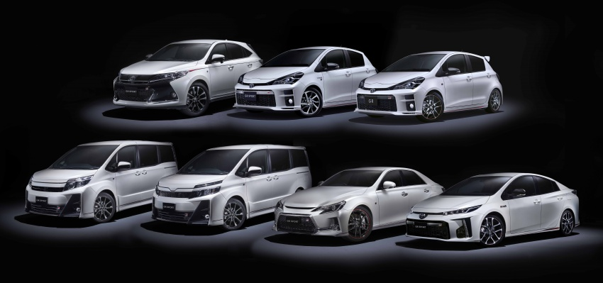 Toyota Launches New GR Brand in Japan with Sportier Models 1