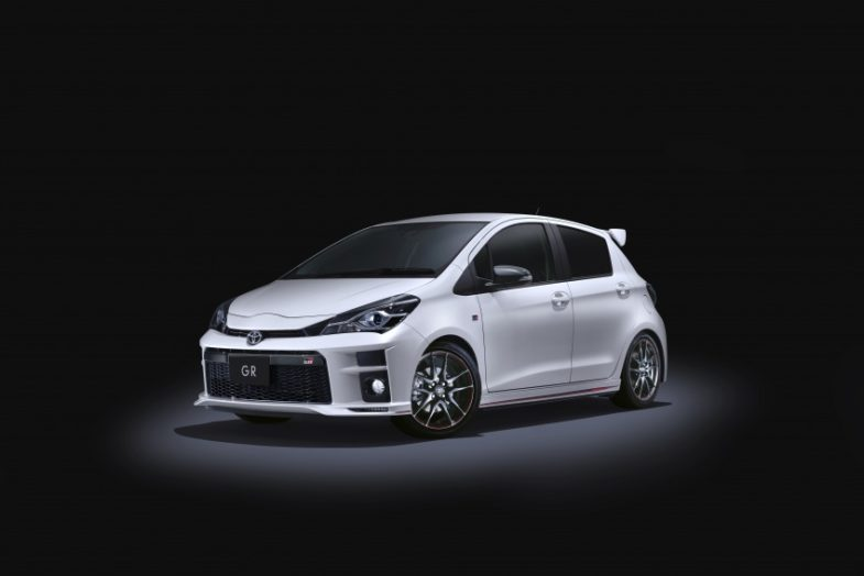 Toyota Launches New GR Brand in Japan with Sportier Models 6