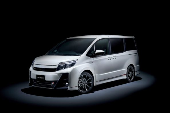 Toyota Launches New GR Brand in Japan with Sportier Models 33