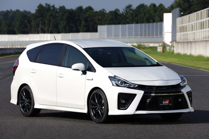 Toyota Launches New GR Brand in Japan with Sportier Models 4