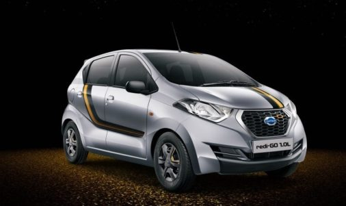 Datsun Redi-GO Gold launched in India at INR 3.69 lac 6