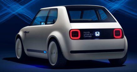 Honda Urban EV Concept Revealed at Frankfurt- Production Version to Arrive in 2019 6
