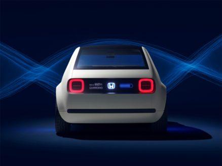 Honda Urban EV Concept Revealed at Frankfurt- Production Version to Arrive in 2019 7