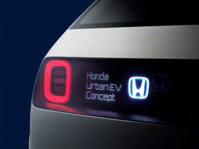 Honda Urban EV Concept Revealed at Frankfurt- Production Version to Arrive in 2019 8