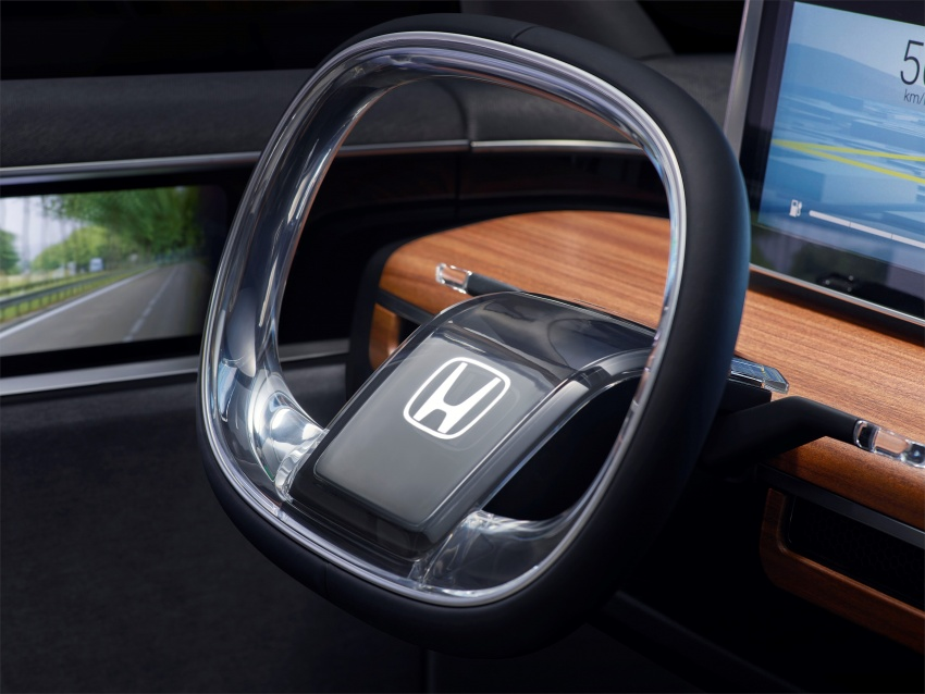 Honda Urban EV Concept Revealed at Frankfurt- Production Version to Arrive in 2019 11