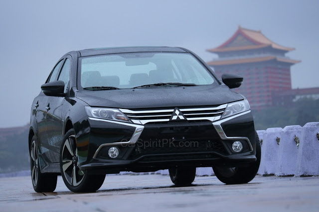 The Mitsubishi Grand Lancer Continues to Rule the East 5