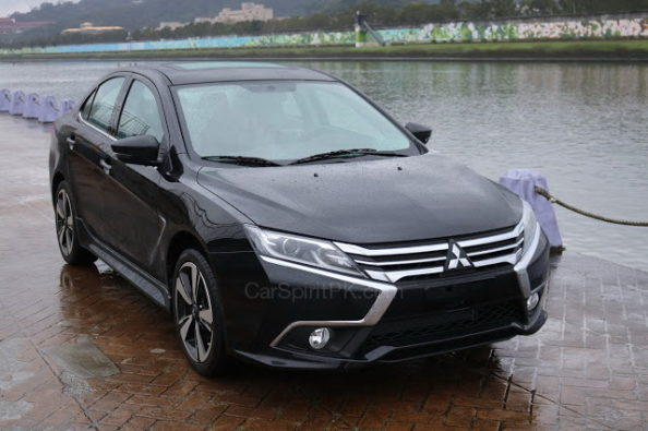 The Mitsubishi Grand Lancer Continues to Rule the East 1