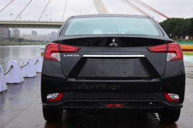 The Mitsubishi Grand Lancer Continues to Rule the East 10