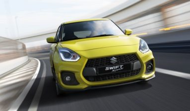 All New Swift Sport Unveiled at 2017 Frankfurt Motor Show 2