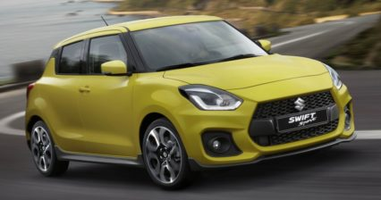 All New Swift Sport Unveiled at 2017 Frankfurt Motor Show 3