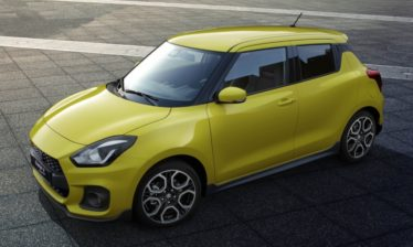 All New Swift Sport Unveiled at 2017 Frankfurt Motor Show 4