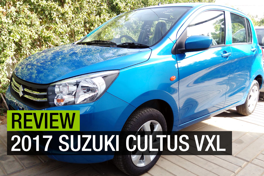 Review: 2017 Suzuki Cultus VXL 1