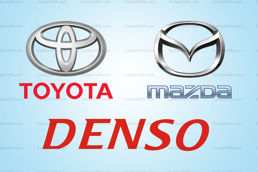 Toyota, Mazda and Denso to Develop Electric Vehicles 7