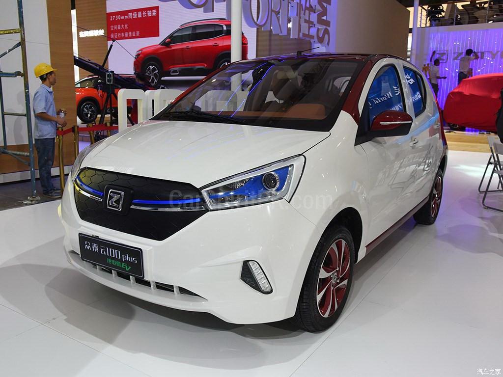 Zotye Z100 Plus at 2017 Chengdu Auto Show 10