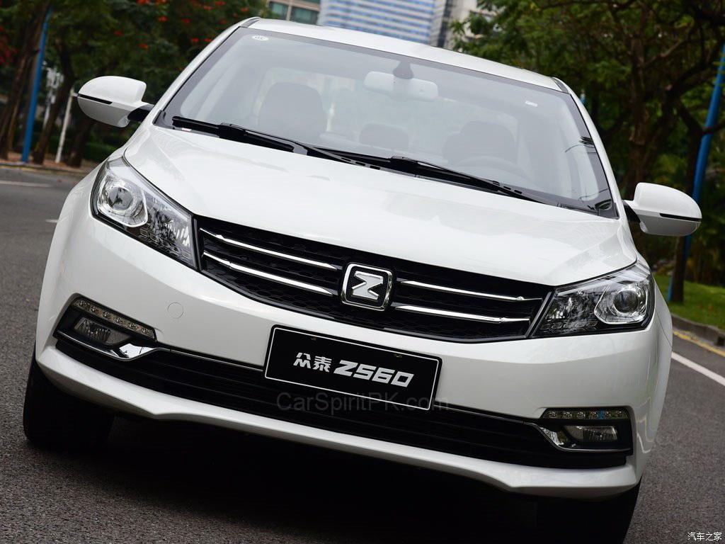 Zotye Z560 Launched in China 9