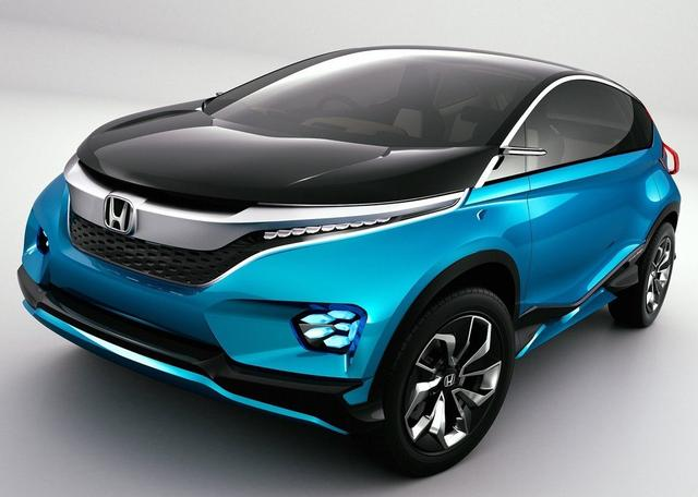 Honda Vision XS-1 Concept Reportedly Heading to Production 1