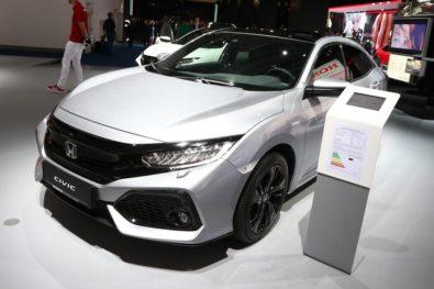 Honda Civic Diesel Unveiled at 2017 Frankfurt Motor Show 5