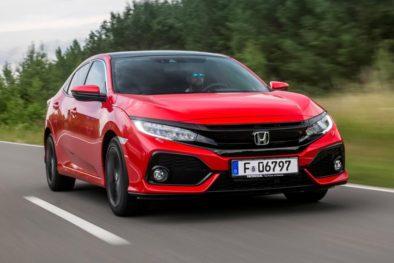 Honda Civic Diesel Unveiled at 2017 Frankfurt Motor Show 3