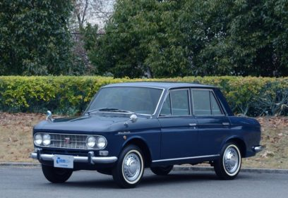 Remembering the Datsun Bluebird from the 1960s 13