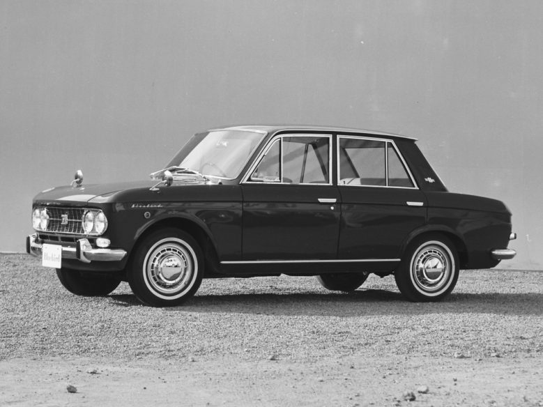 Remembering the Datsun Bluebird from the 1960s 12