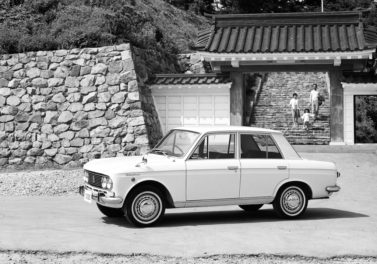 Remembering the Datsun Bluebird from the 1960s 10