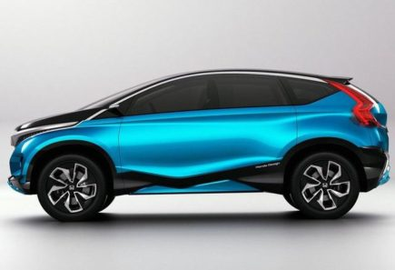 Honda Vision XS-1 Concept Reportedly Heading to Production 2