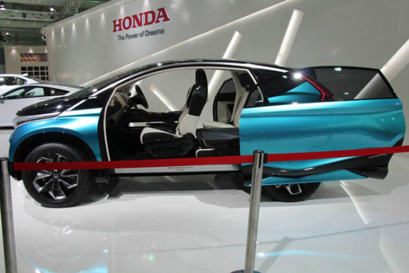 Honda Vision XS-1 Concept Reportedly Heading to Production 8