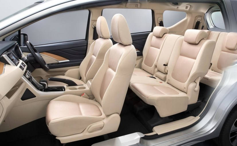 The All-New Mitsubishi Xpander 7 Seater MPV 8