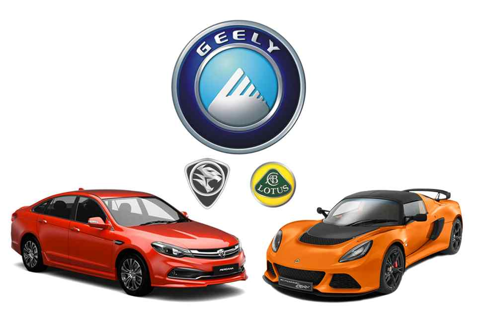 Geely to Finalize Proton-Lotus Takeover This Month 2