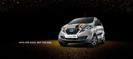 Datsun Redi-GO Gold launched in India at INR 3.69 lac 3