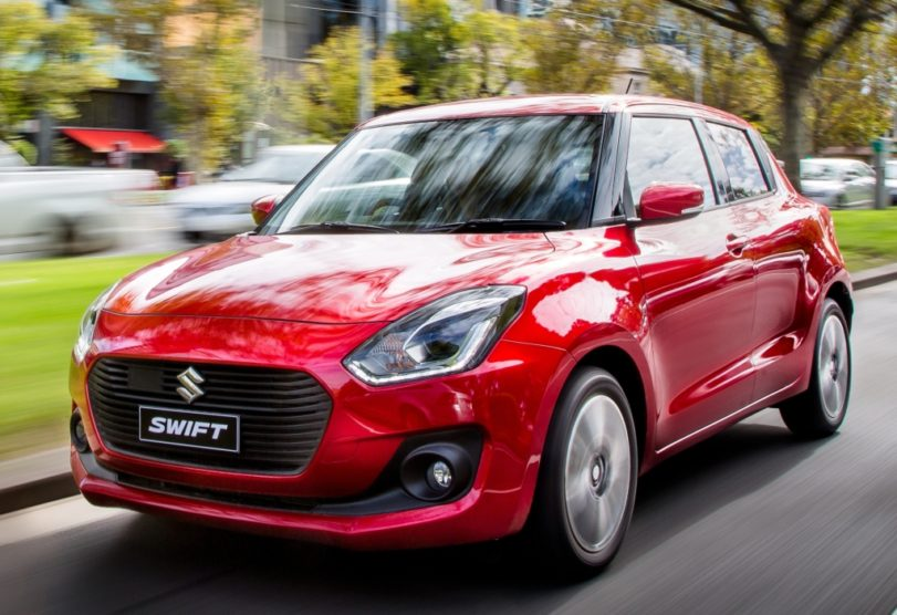 Pak Suzuki Swift Sits at the Bottom of Domestic Sales Chart 2