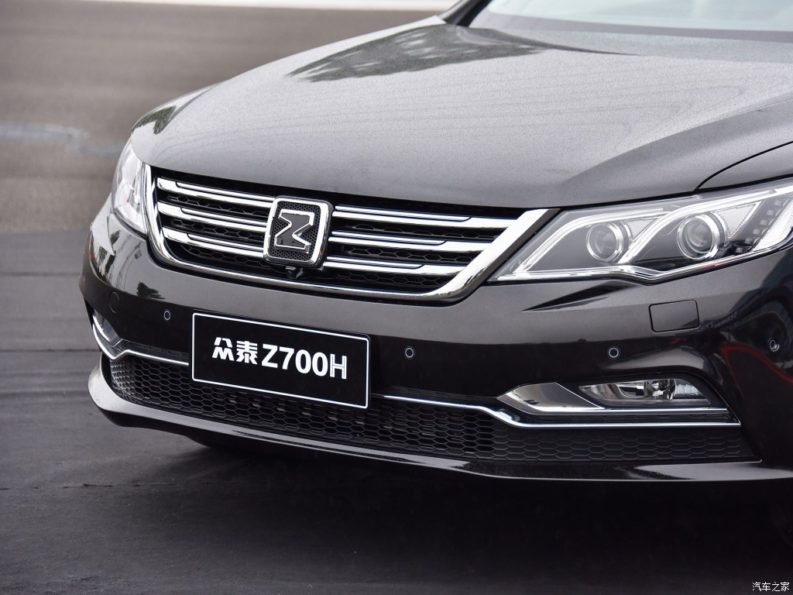 Zotye Launches the Stunning Z700H Facelift in China 26