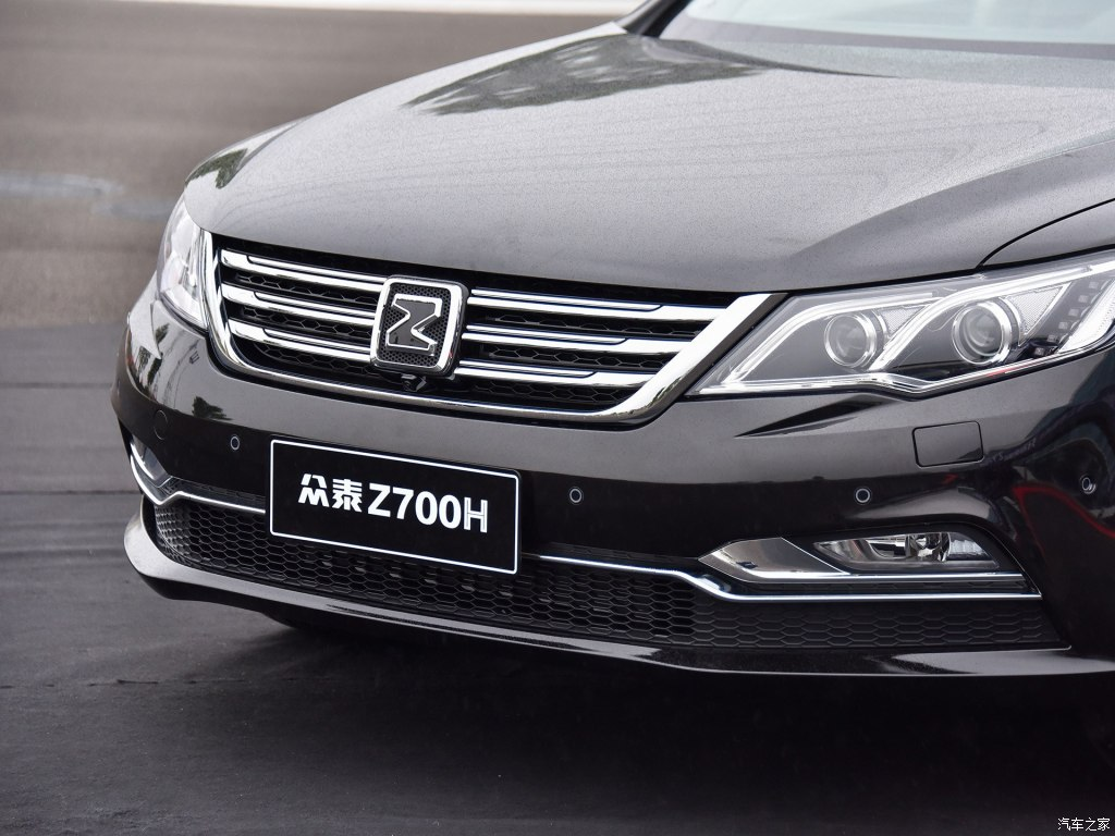 Zotye Launches the Stunning Z700H Facelift in China 7