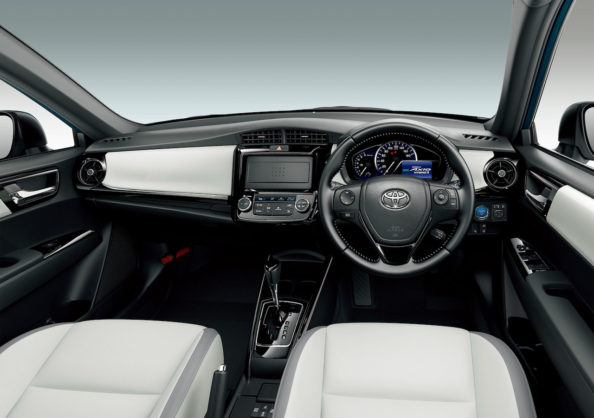 2018 Toyota Corolla Axio and Fielder Refresh Officially Revealed 3