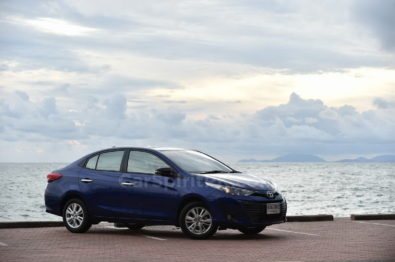 Can the New Yaris Ativ be a Replacement of Corolla 1.3? 7