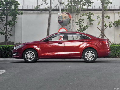 FAW B50 20th Anniversary Edition Launched in China 4