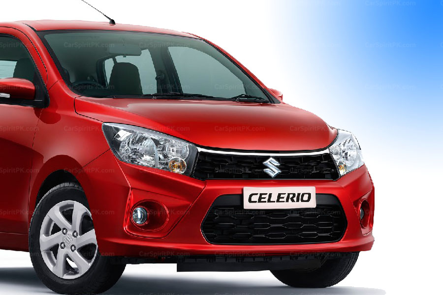 Suzuki Celerio Facelift Launched in India at INR 4.15 lac 10