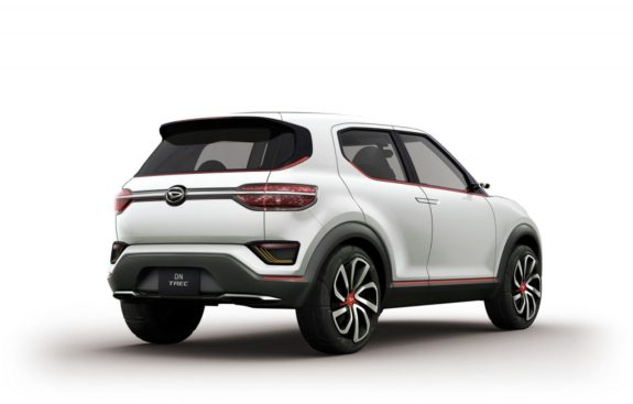 Daihatsu will Unveil DN Trec and DN MultiSix Concepts at 2017 Tokyo Motor Show 2