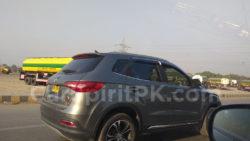 FAW R7 SUV Spotted Testing in Karachi 3