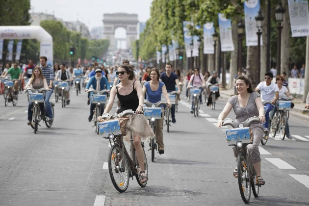 Paris to Ban All Diesel Cars by 2024 and Petrol by 2030 1