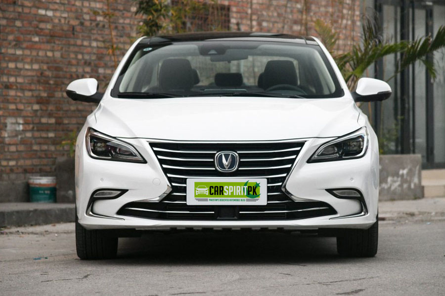 Changan Officially Unveils the Magnificent Raeton CC 2