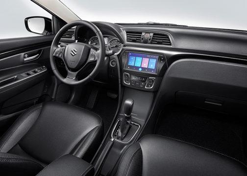 Suzuki Alivio Pro (Ciaz Facelift) launched in China 12