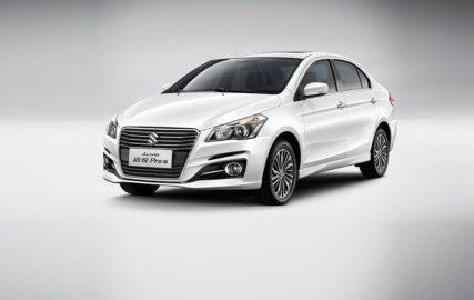 Suzuki Alivio Pro (Ciaz Facelift) launched in China 7