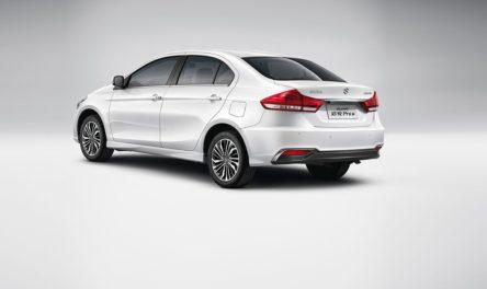 Suzuki Alivio Pro (Ciaz Facelift) launched in China 10